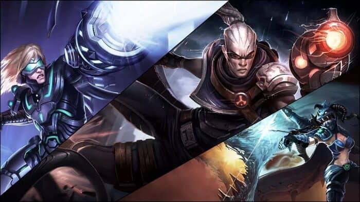 Adk v league of legends