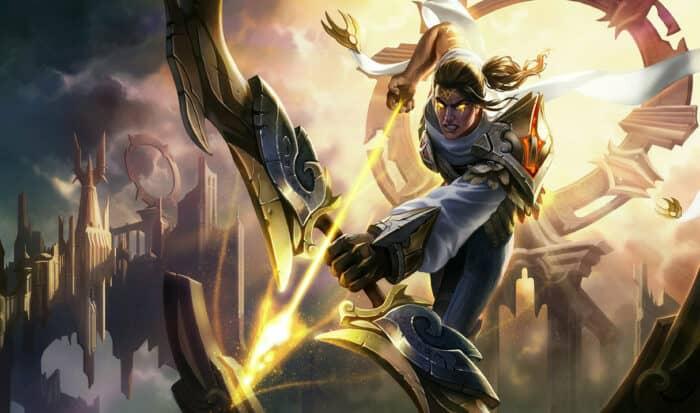 Гайд на Varus League of Legends